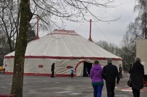 Unser Zelt!!!